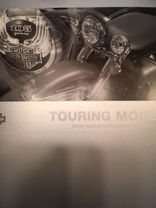 2008 Harley Davidson Touring Service Manual