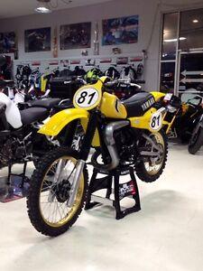 AHRMA Race Ready 1981 Yamaha YZ465