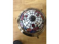 Light Fitting Tiffany Style - Highest Quality - Cost over £200