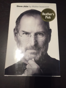 Steve Jobs by Walter Isaacson - Hardcover