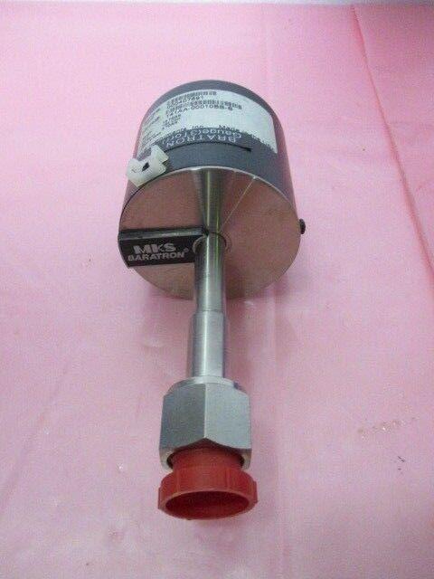 MKS 141AA-00010BB-S Baratron Pressure Transducer, 10 Torr, Type 141, 418854