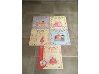 Princess Poppy Book Set with CDs
