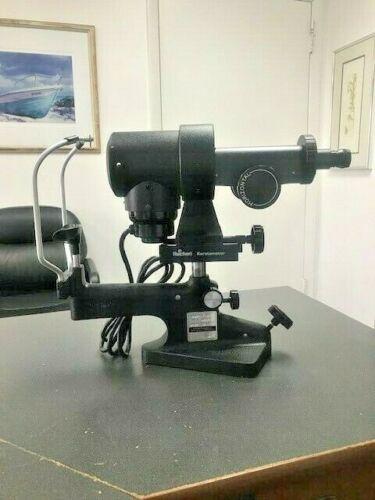 Reichert Keratometer 12990,  120V/ 15 Watts/ .13 Amps