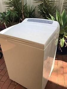 FISHER & PAYKEL 8KG AQUASMART WASHING MACHINE CLEAN WORKS PERFECT Happy Valley Morphett Vale Area Preview