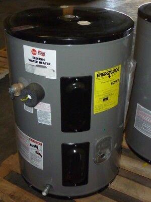NEW Rheem Ruud (EGSP30-C) 30 Gallon Electric Water Heater, 1 Single Phase