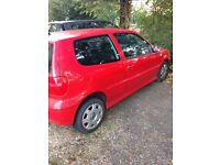 VW Polo - Good Condition. Only done 70,000 miles. Nice little runner