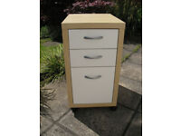 Drawer Unit / Office Cabinet from the IKEA Mikael Range