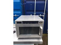 Buffalo commercial microwave oven
