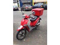 Piaggio Liberty 125cc 2015