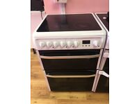 Hotpoint DSC60P Electric double oven