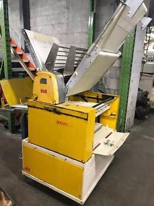 Rondo Reversible sheeter  and molder combo *90 day warranty