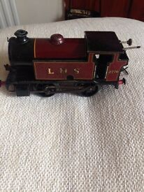 Hornby O Gauge Clockwork 0-4-0T LMS 2270 Locomotive