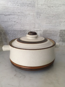 Denby Casserole Cooking Pot Dish with Lid