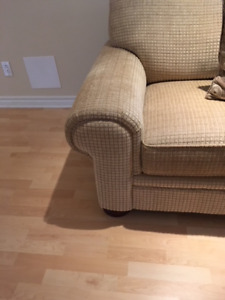 REDUCED PRICE MUST GO !! - Set of NEW beige couches
