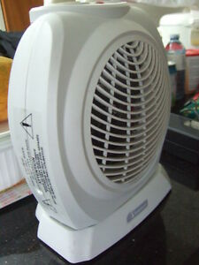 Garrison Oscillating Fan Heater