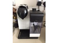 Nespresso/Delonghi Latimisma Coffee machine EN550w 3 cups