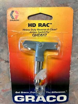 Graco Tips Hd Rac Ghd517