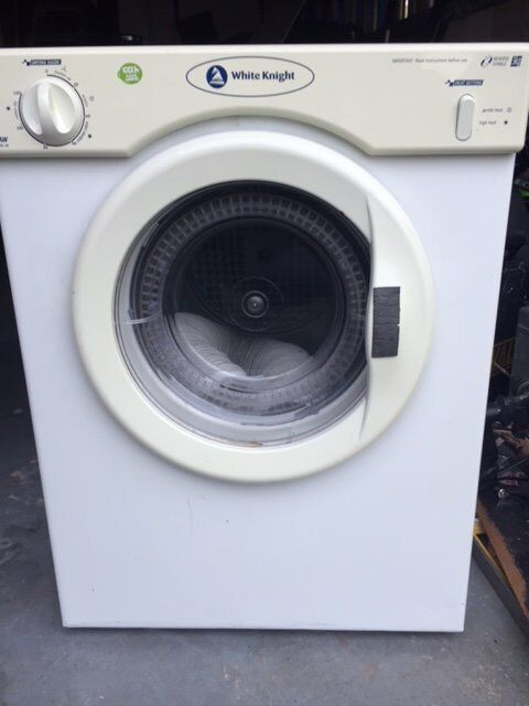 White Knight small 3kg Dryer