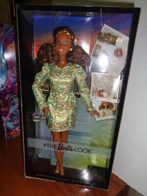 BARBIE THE LOOK NIGHTTTIME GLAMOUR DOLL NRFB