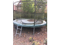 12 Foot Jump Pool Trampoline for FREE
