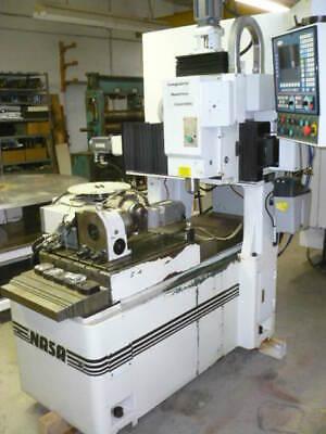 Nasa Producer Cnc Vmc 5 Axis Fagor 8055mc 22 X 26 Table 40k Spindle 2003