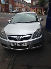 2008 Vauxhall Vectra SRi 1.8 petrol. Excellent condition. Driving perfectly. MOT until July 2019.
