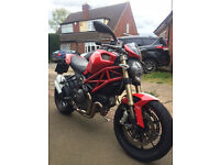 Ducati Monster 11000 Evo