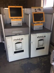 Kodak Picture Kiosk G4 - 2 station