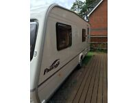 Bailey Bretagne 2005 6 Berth Caravan IMMACULATE Includes motor mover and INACA Isabella awning