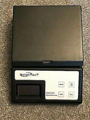 Weighmax W-2812 5 Lb Digital Postage Scale