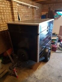 Trailer **price reduced**