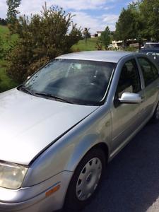 1999 Volkswagen Jetta Sedan