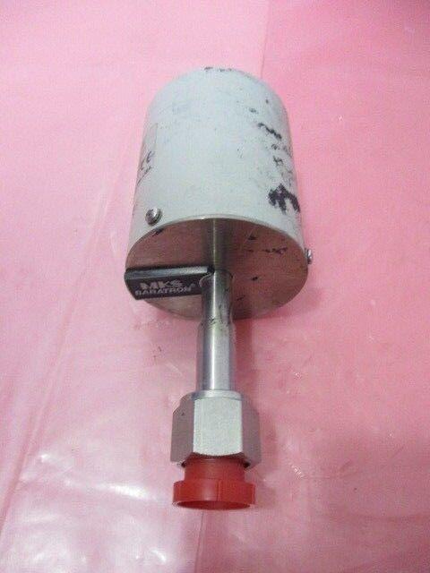 MKS 128AA-00010B Baratron Pressure Transducer, 10 Torr, Type 128, 418848