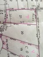 Lot for sale in new subdivision