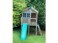 Wooden TP playhouse
