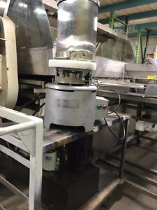 Bridge hamburger machine * 90 day warranty