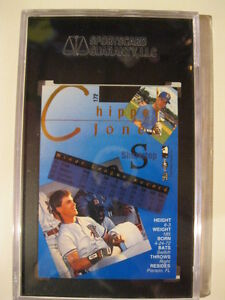 GRADED 1993 CLASSIC BEST GOLD CHIPPER JONES London Ontario image 2