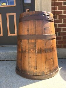 BUTTER CHURN BARREL