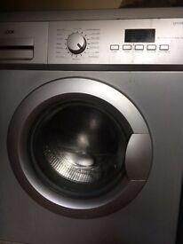 Logik Silver Washing Machine FREE TO GOOD HOME