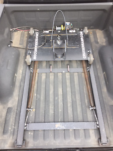 Self load and unloading Power Cruiser ramp for Pickup