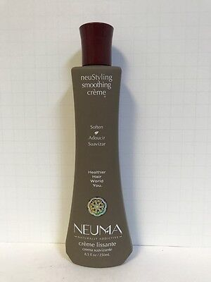 NEUMA ORGANIC HAIR SMOOTHING CREME - 8.5oz NEW LARGER SIZE! for sale  Shipping to India