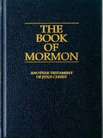 Book Of Mormon (Hard Back)