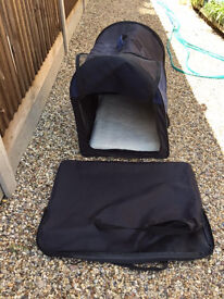 dogs travel bed