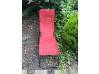 Outdoor Loungers (Pair)