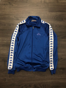 Vtg Kappa Zip Up