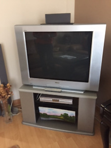 "Sony Tv 37"",  Home theatre, Tv Stand, DVD player"
