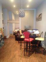 Chambre meublée sur Plateau/Furnished room on upper Plateau