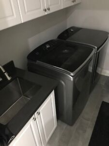 Kenmore Elite Jumbo Washer and Dryer