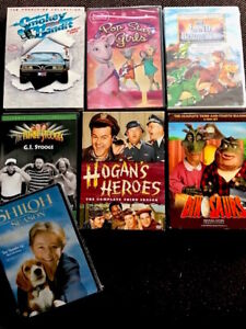 New and Used DVD's por $ 10.00cad ALL (More than 25 dvd's)