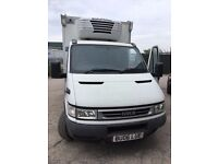 IVECO DAILY SEMI-AUTO REFRIGERATED 3.5 VAN